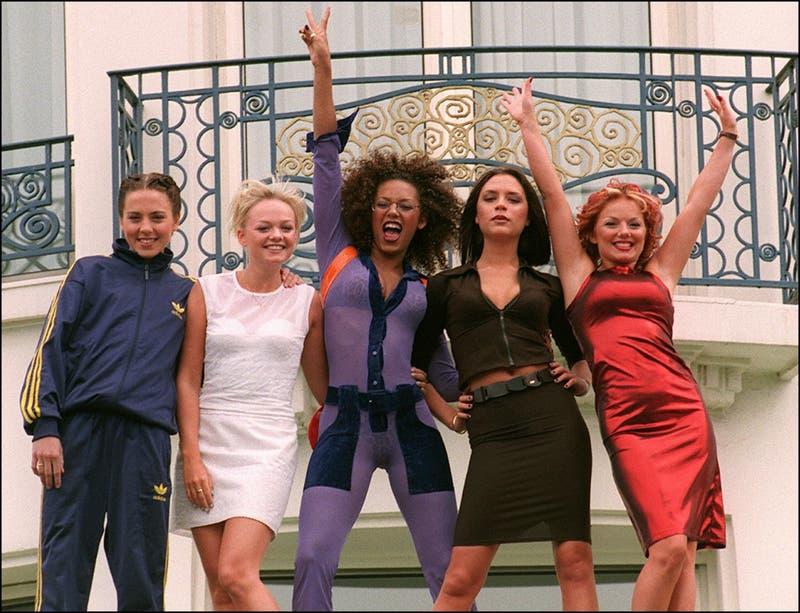 [FOTOS] ¿Spice Girls con los Backstreet boys?: Geri Halliwell cumple el sueño de fanáticos del pop