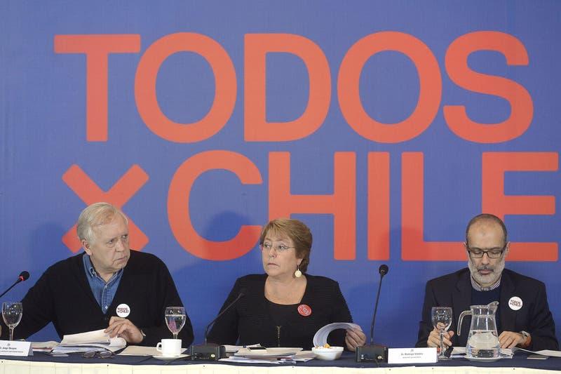 Campaña  Todos X Chile costó $20 millones