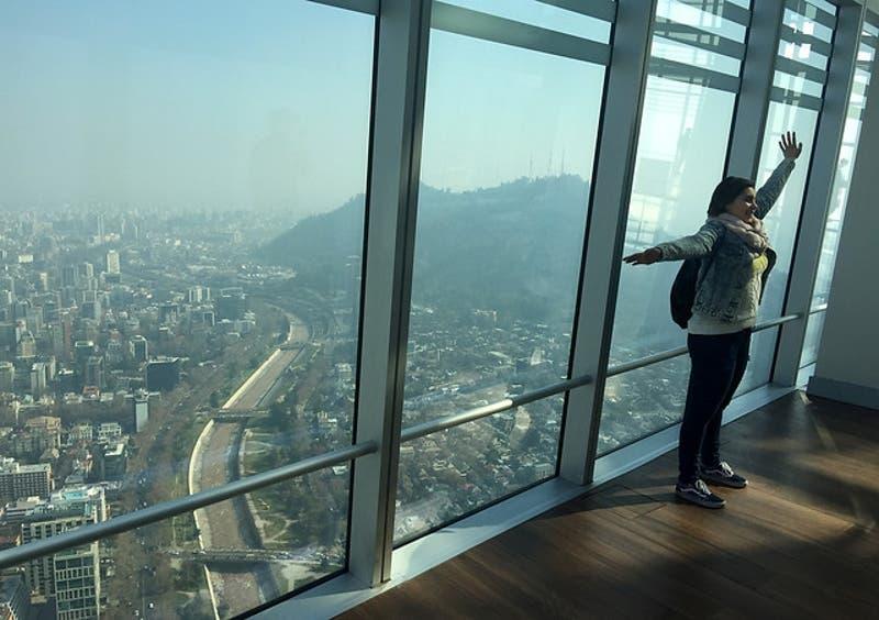 Sky Costanera supera sus expectativas de visitas tras inauguración