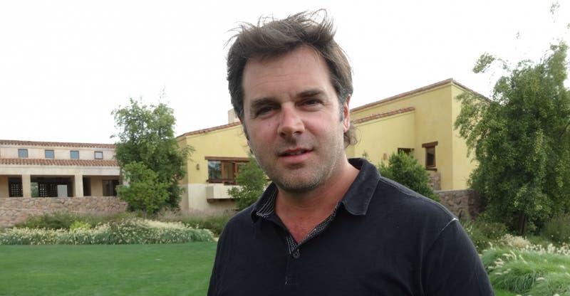 Rodrigo Rochet tiene 42 años en la actualidad y es empresario