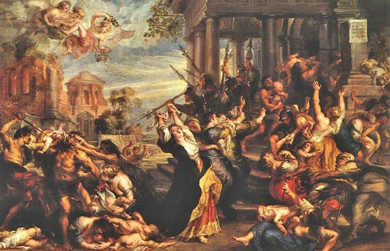 ¿Por qué se celebra el día de los inocentes el 28 de diciembre?