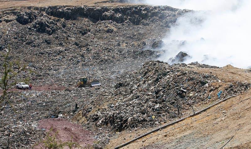 Superintendencia del Medio Ambiente solicita prohibición de funcionamiento del vertedero Santa Marta