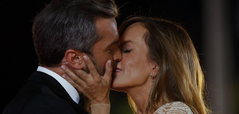 Diana Bolocco y Cristián Sánchez en la gala de Viña 2016