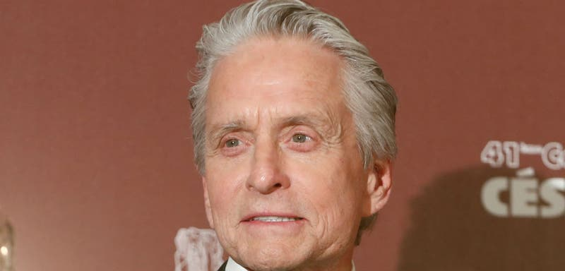 Michael Douglas tiene 71 años y padecería de cáncer terminal