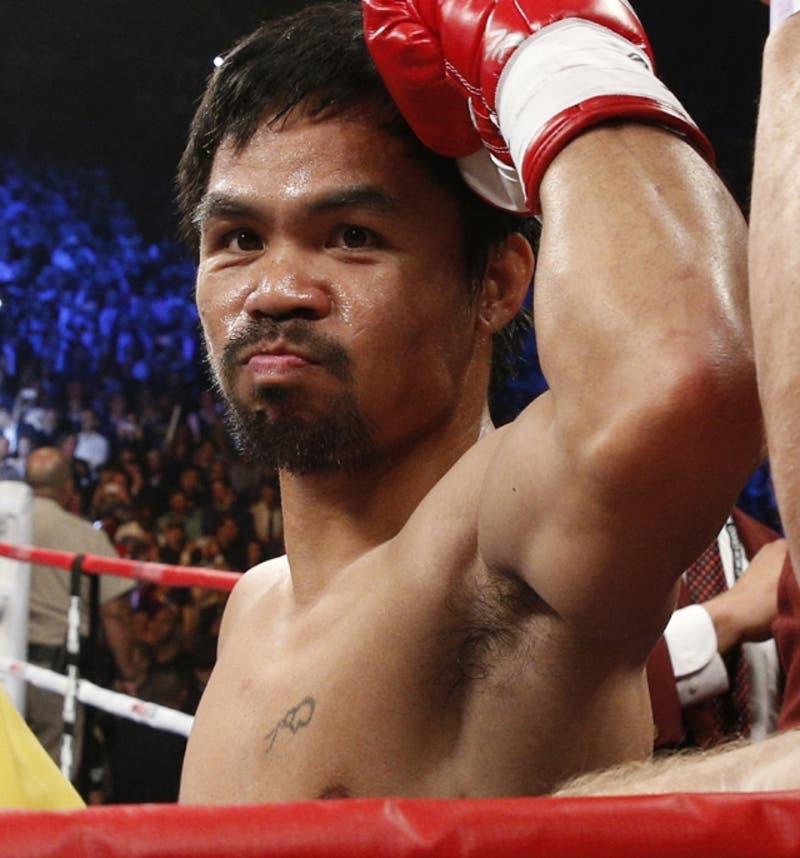 Manny Pacquiao quiere despedirse a lo grande en la que podría ser su última pelea