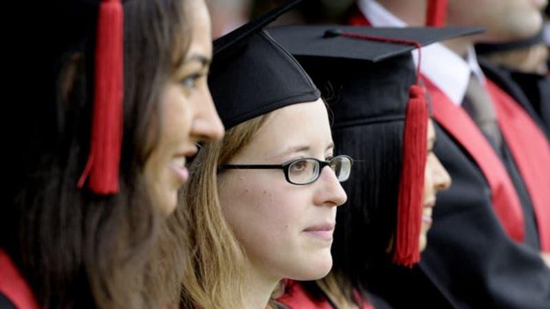 Beneficios de tener un título universitario