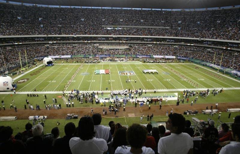 En México, la NFL se siente como en casa