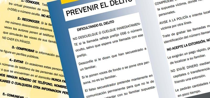 Policía española recomienda ignorar llamados telefónicos desde Chile para evitar estafas