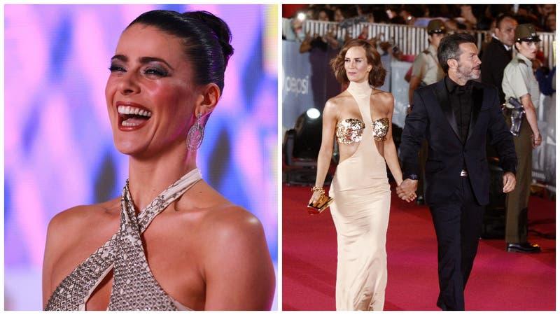 Tonka Tomicic y Diana Bolocco son clásicas de la gala de Viña
