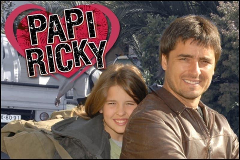 """Belén Soto debutó en la TV con """"Papi Ricky"""""""