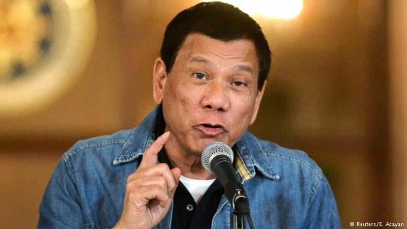 Diputado filipino solicita la inhabilitación de Duterte