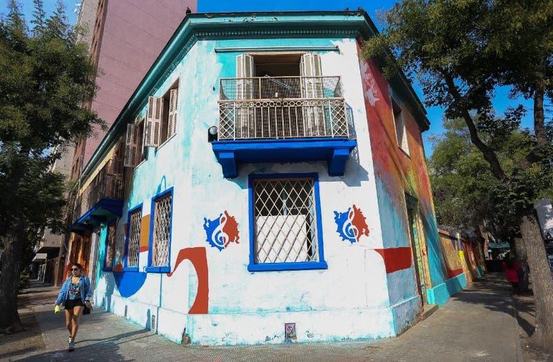 Esta es la nueva casa que tendrán los músicos chilenos