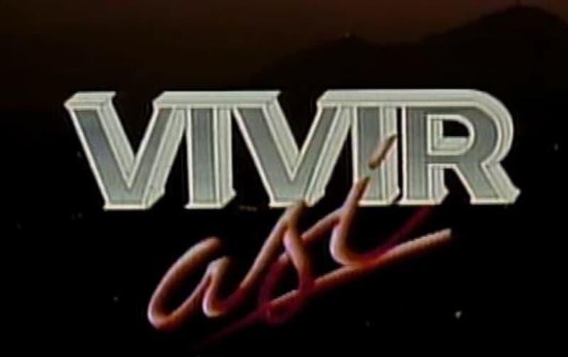 """""""Vivir así"""" vuelve este lunes a las pantallas por REC TV"""