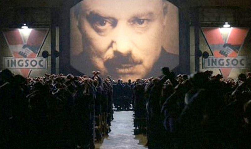 """Película """"1984"""" vuelve a los cines en protesta contra los """"hechos alternativos"""""""