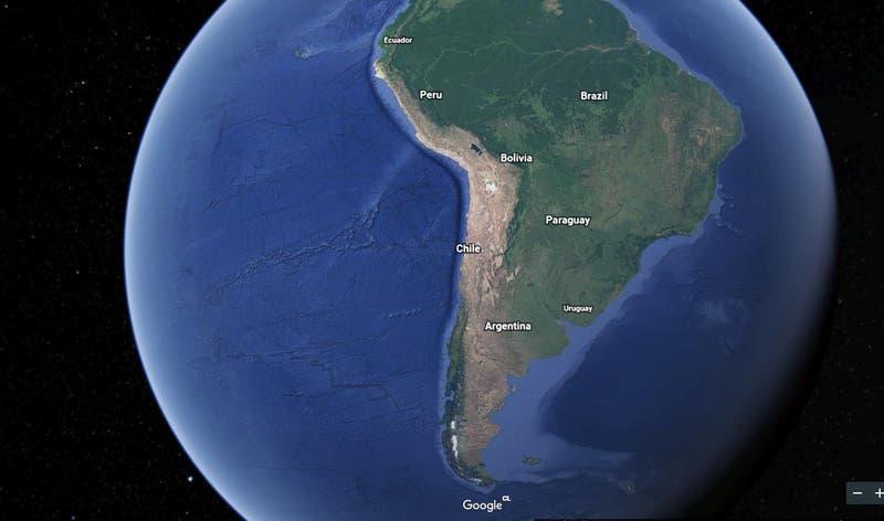 Google lanza impresionante nueva versión de Earth