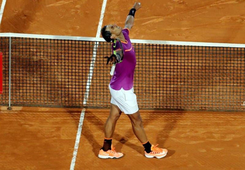 Rafael Nadal y David Goffin animarán las semifinales de Montecarlo