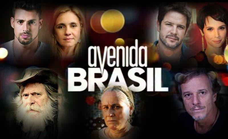 """""""Avenida Brasil"""" fue un gran éxito en varios países, incluido Chile"""