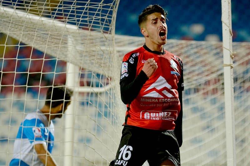 [VIDEO] Goles Copa Chile: Antofagasta golea a San Marcos y avanza a cuartos de final