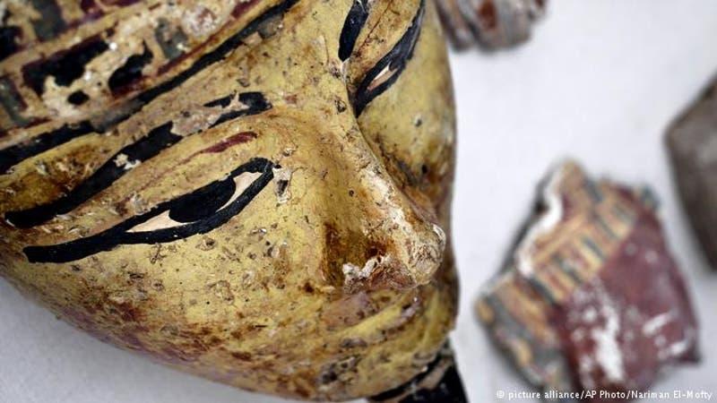Tumba de hace 3.500 años fue descubierta en Egipto