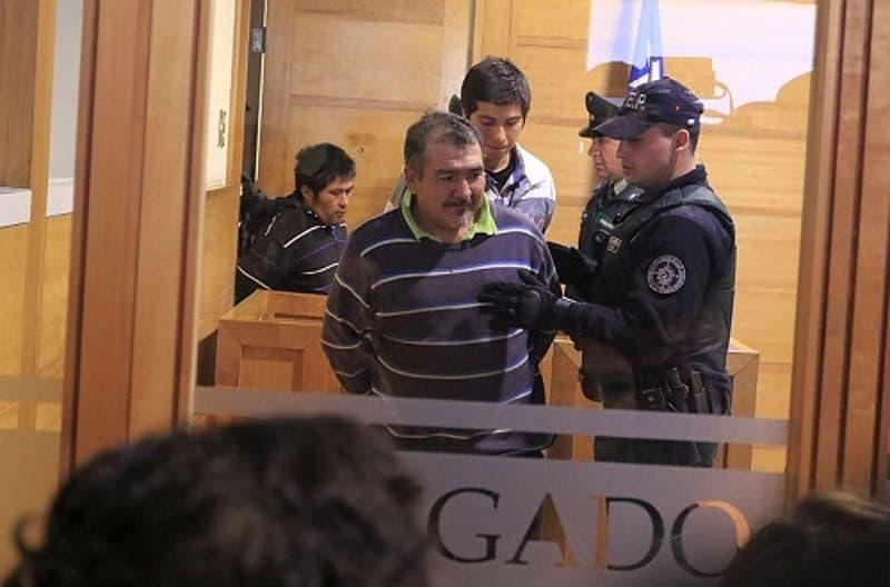 Corte de Temuco ordena la hospitalización de los dos comuneros mapuches en huelga de hambre