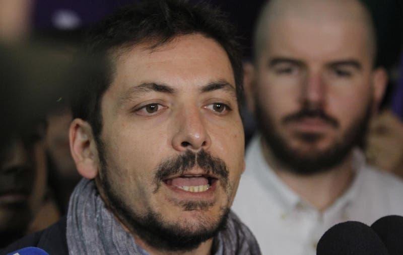 """Jefe de campaña de Beatriz Sánchez: """"Todavía somos una candidatura muy competitiva"""""""