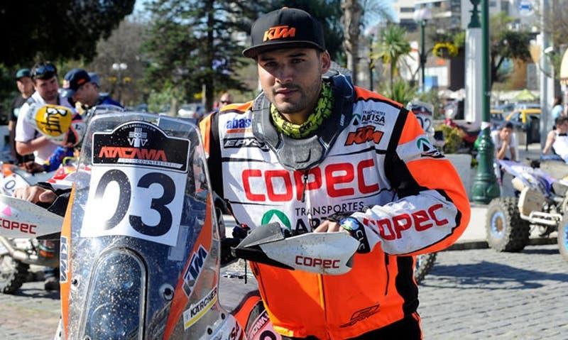 Motociclista Pablo Quintanilla es elegido Premio Nacional del Deporte 2016