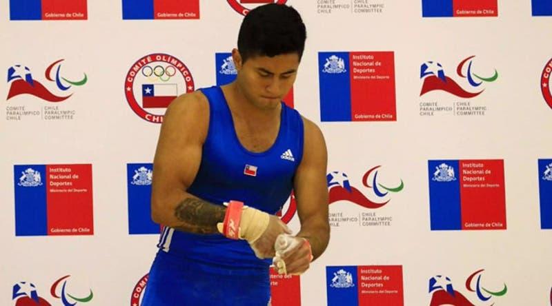 Gimnasta Joel Álvarez le da a Chile su 15° oro en los Juegos Bolivarianos