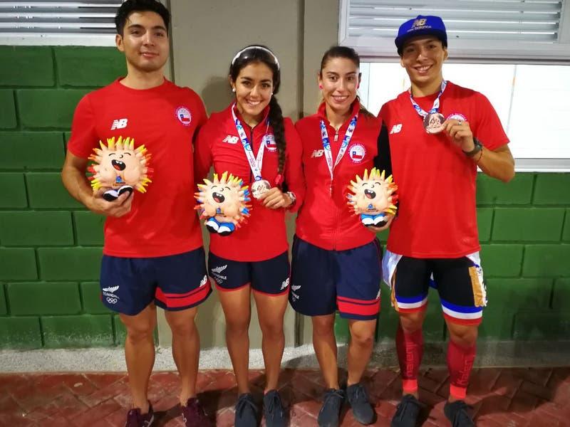 Chile suma nuevas medallas en los Juegos Bolivarianos 2017