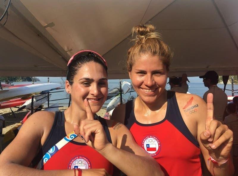 Karen Roco y María José Mailliard