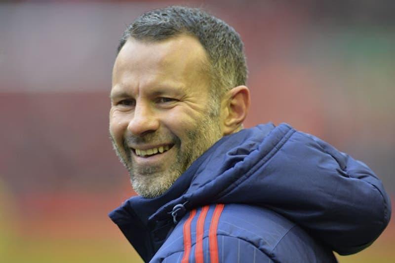 Leyenda de Manchester United Ryan Giggs es el nuevo seleccionador de Gales