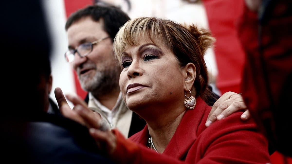 """Palmenia Pizarro y muerte del autor de """"Cariño malo"""": """"Siento un ..."""