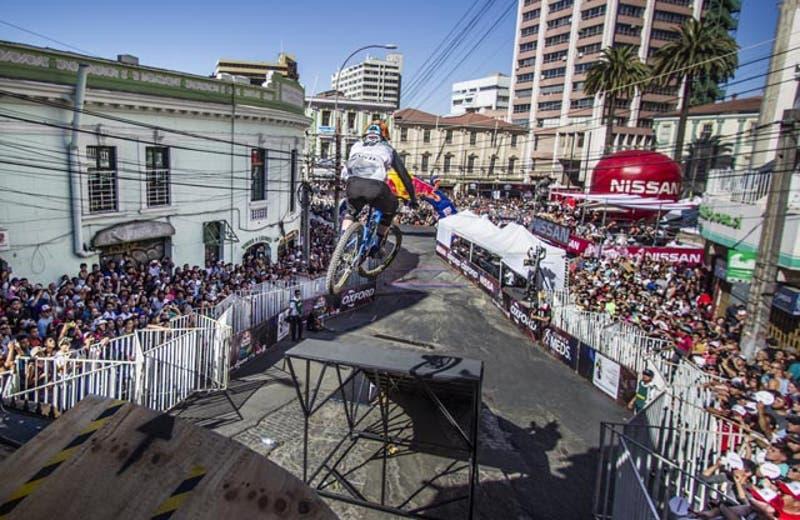 Comienza la cuenta regresiva para el Red Bull Valparaíso Cerro Abajo 2018