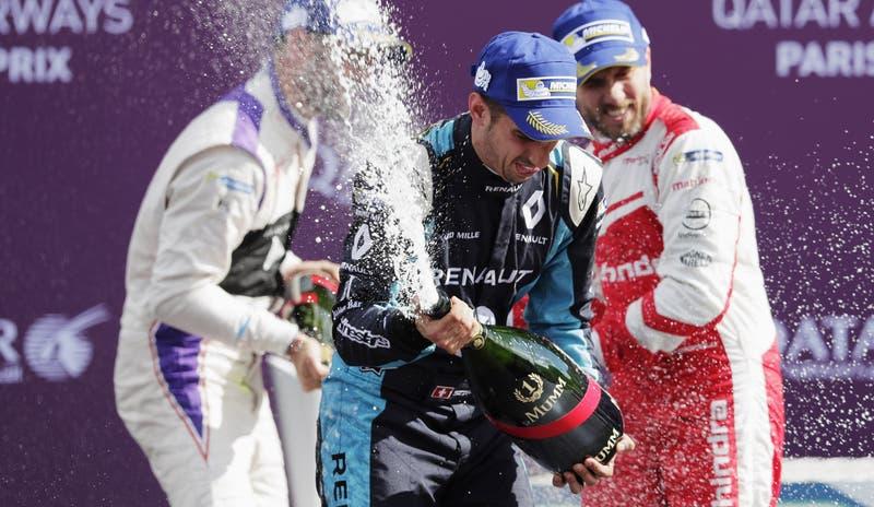 Antigua tradición: con este champaña celebrará el ganador de la Fórmula E en Santiago