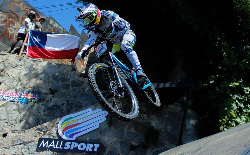 [FOTOS] Las mejores imágenes del Red Bull Valparaíso Cerro Abajo 2018