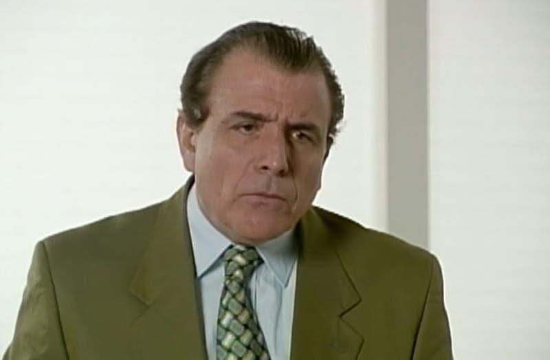 """Tomás Vidiella en la época en que fue uno de los protagonistas de """"Amor a domicilio"""""""