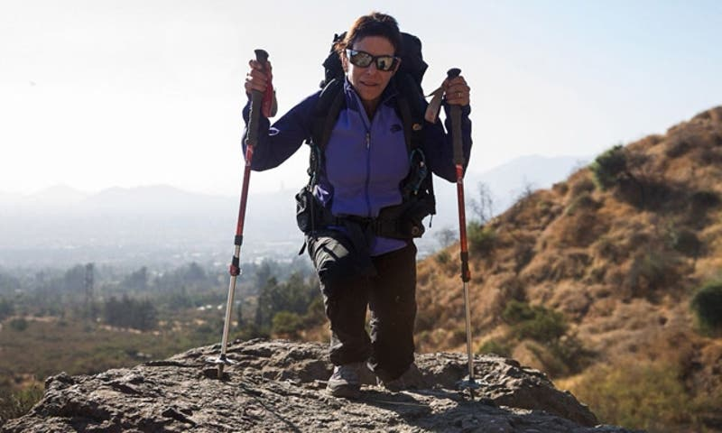 Montañista chilena María Paz Valenzuela buscará conquistar el Everest tras superar cáncer de mamas