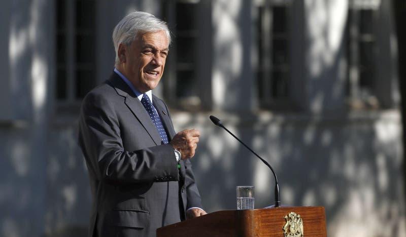 Piñera presenta Comisión de Seguridad: tendrán 90 días de plazo