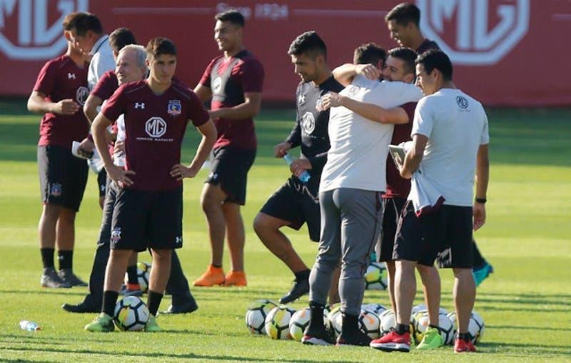 """[VIDEO] """"Donde todo empezó"""": el emotivo mensaje de Claudio Maldonado tras llegada a Colo Colo"""