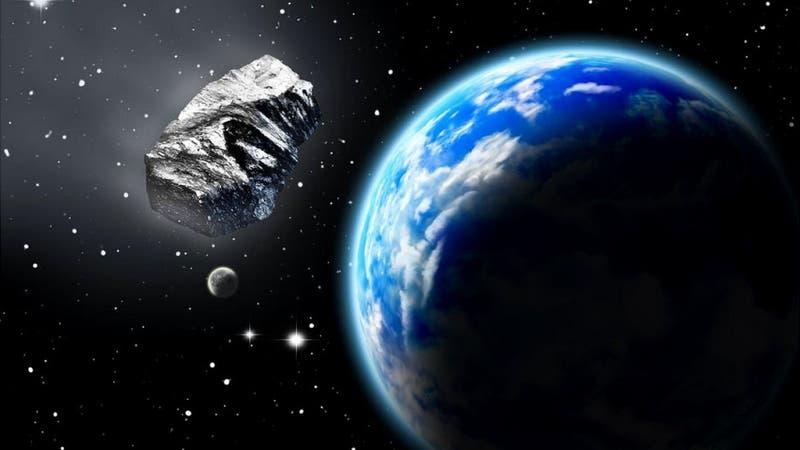 NASA informa que un gran asteroide se acerca a la Tierra, pero pasará de largo