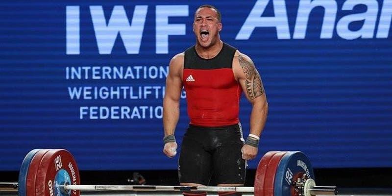 Chileno Arley Méndez se proclama tricampeón panamericano en levantamiento de pesas