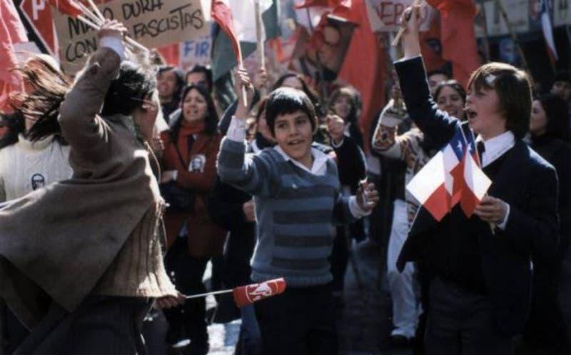 "Ariel Mateluna protagonizó ""Machuca"" en el año 2004"