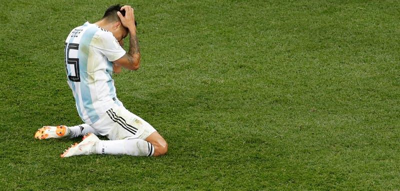 [VIDEO] ¡Increíble! La gran ocasión que desperdició Argentina ante Croacia