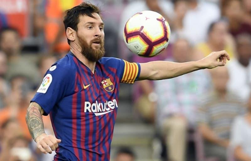 [FOTO] La imagen que nunca viste de Lionel Messi y que hoy es viral