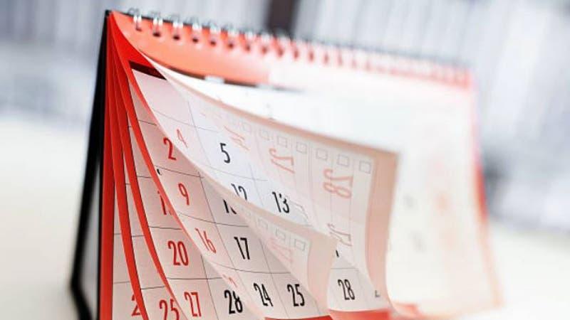 Se acaba el 1 de mayo: Estos son los próximos feriados y fines de semana largo de 2019