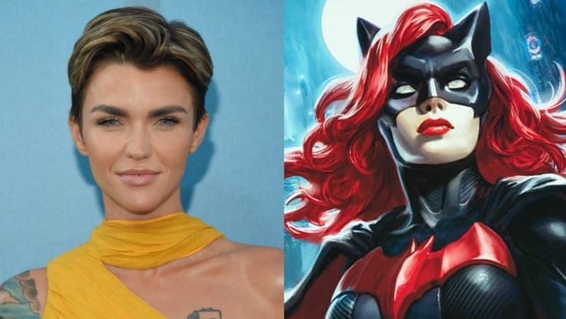 """[FOTOS] Así se verá Ruby Rose como """"Batwoman""""  en el """"Arrowverse"""""""