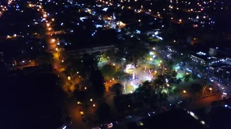[VIDEO] El extraño fenómeno que iluminó los cielos argentinos por un par de segundos