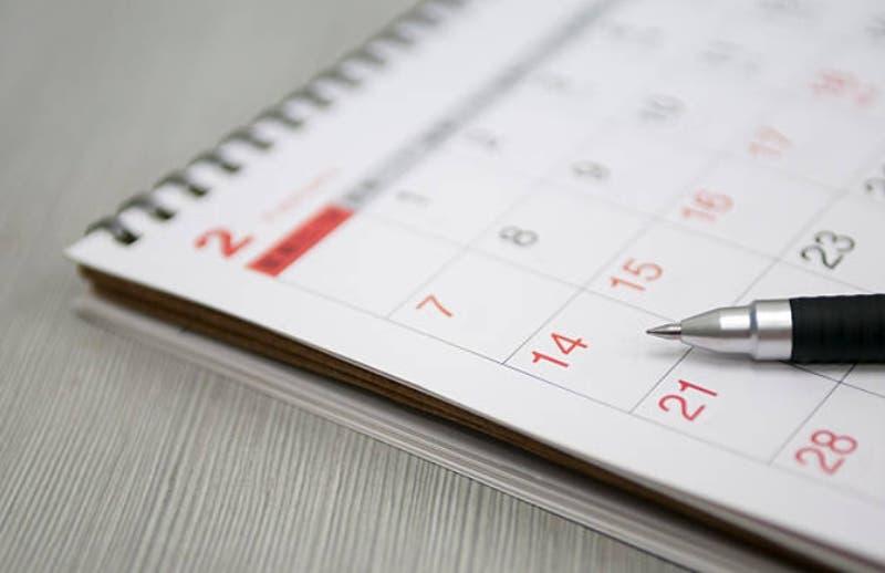 Revisa cuáles son los feriados (y fines de semana largos) que quedan este 2019