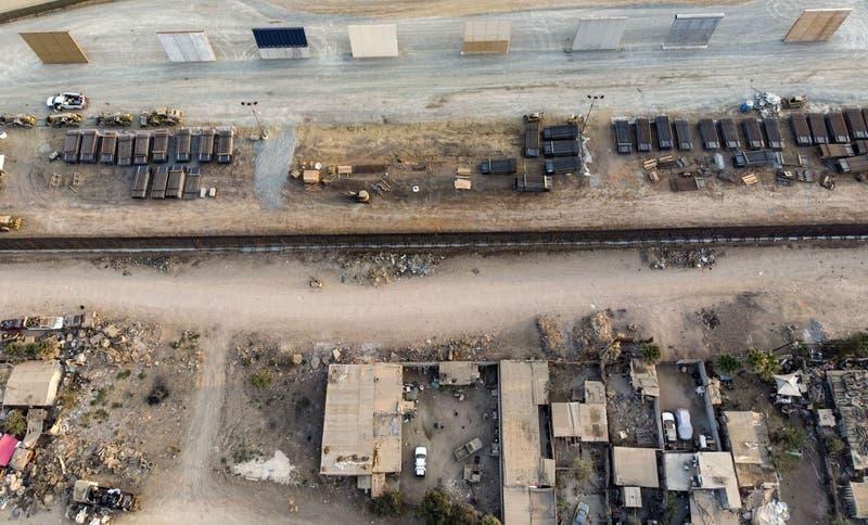 Trump amenaza con cerrar la frontera con México por migrantes indocumentados