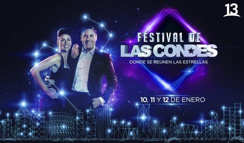 Estos son los artistas confirmados que se presentarán en el Festival de Las Condes