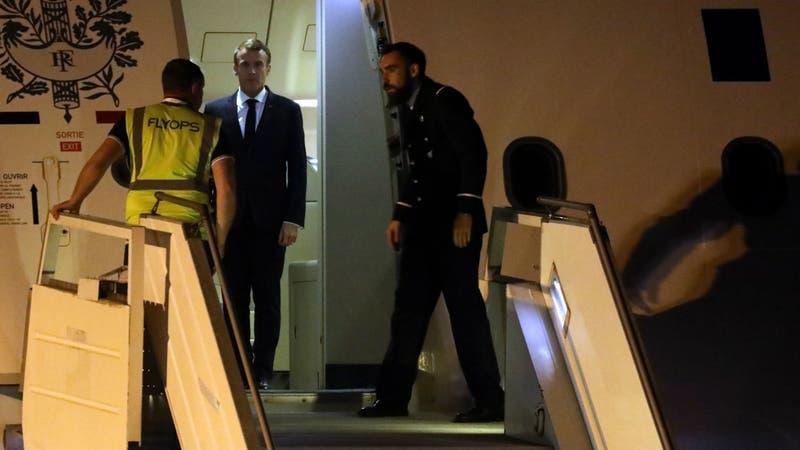 El incómodo momento que vivió Emmanuel Macron en Argentina
